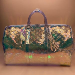 Louis Vuitton Prism Keepall - Limited Edition 🌈